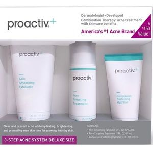 Other - Proactiv 3-Step System Deluxe Size